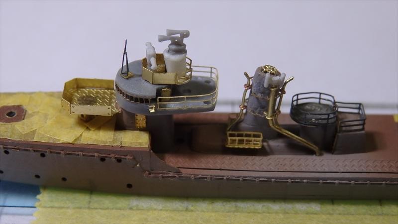 19号型掃海艇 その1 : ペロリストサトシ模型工房