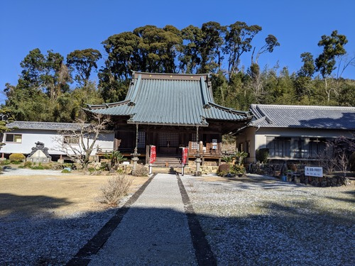摩訶耶寺本堂 (2)