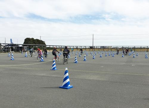 サイクルツーリング1