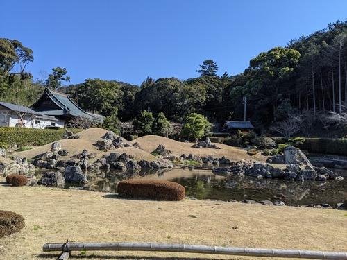 摩訶耶寺庭園 (6)