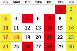 カレンダー_sep