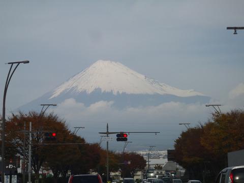 街なかの富士山