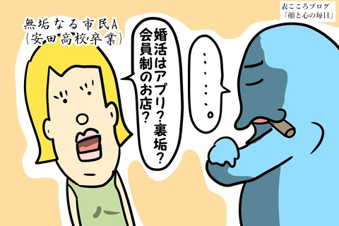 表こころブログ_婚活都内事情2