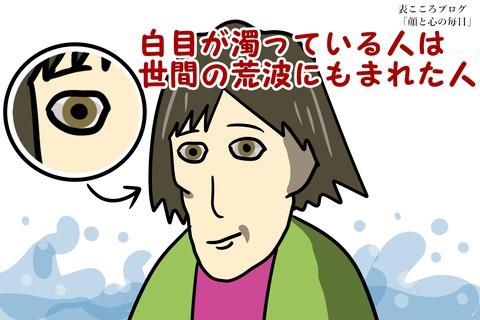 表こころブログ_いじめられていた人に現れる目の特徴や人相 (3)