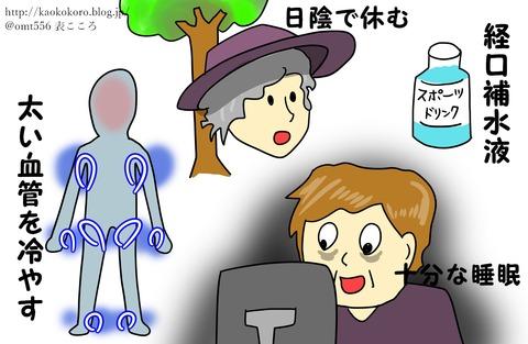 kaokokoro熱中症予防j