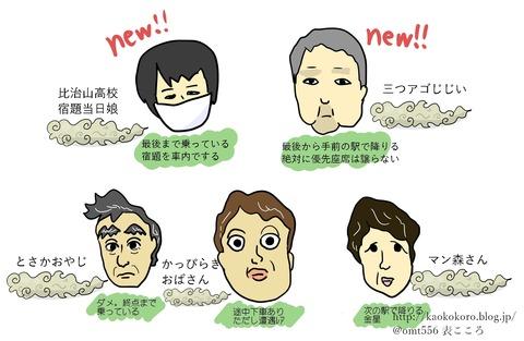 表こころブログ_電車のイケメン6j