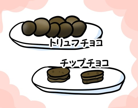 表こころブログ_吉祥寺呪いのトリュフチョコ3
