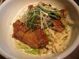 brunch-pork ginger bowl