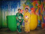 Kaori & Mariko A-007 booth