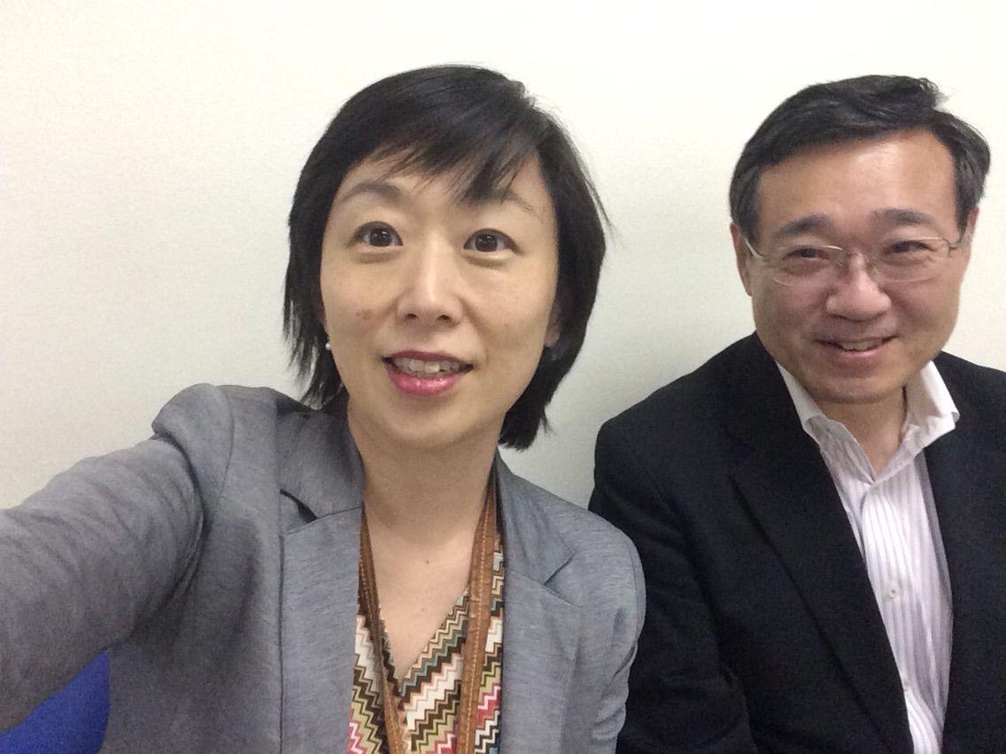 鈴木敏之 : 飯田香織ブログ 担々麺とアジサイとちょっと経済