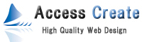 ホームページ制作・ リニューアル アクセスクリエイト 全国対応 www.access-create.co.jp