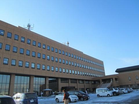 長野県 うまいくだものコンクール 合同庁舎