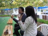 信州 長野県 生坂村 ぶどう園