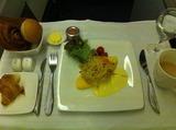 カタール航空朝食sm