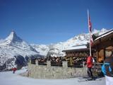 山のレストラン