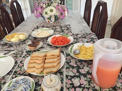 casa朝食