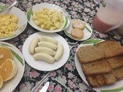 casa朝食4