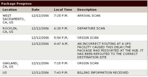 UPSの迷走。壁掛けカレンダーよ、どこへ行く?