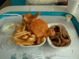 SpudのFish&Chips