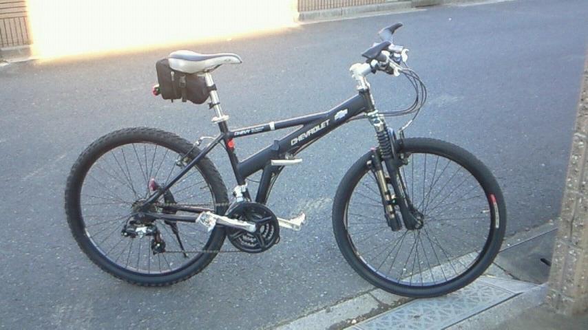 自転車の シボレー 自転車 あさひ : シボレー(CHEVROLET)折りたたみ ...