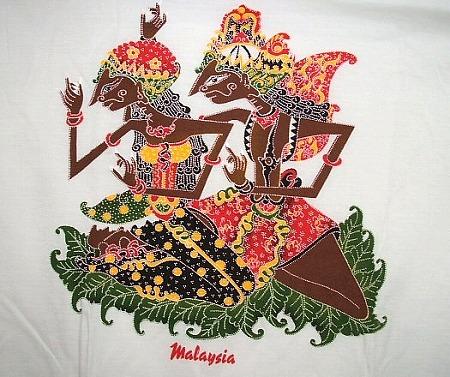 マレーシアTシャツ