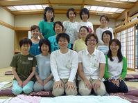 助産師の活法セミナー20100701_集合01