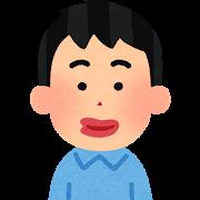 tarakokuchibiru_man