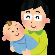 akachan_dakko_father