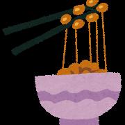 意外と納豆に合う食材教える