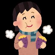 yakiimo_girl