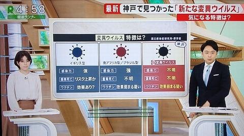 報道ランナーワクチン1