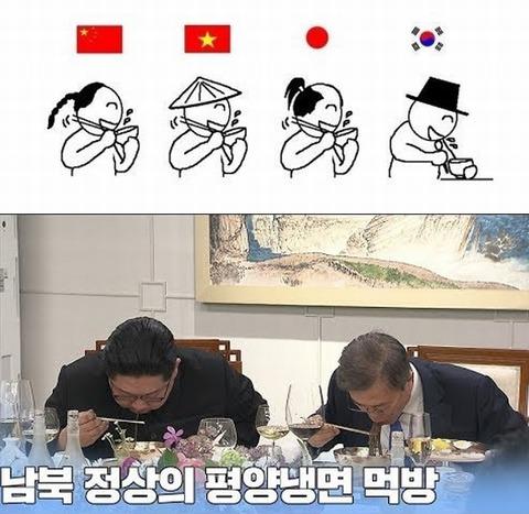 箸文化圏で犬喰いするのは朝鮮半島人だけ