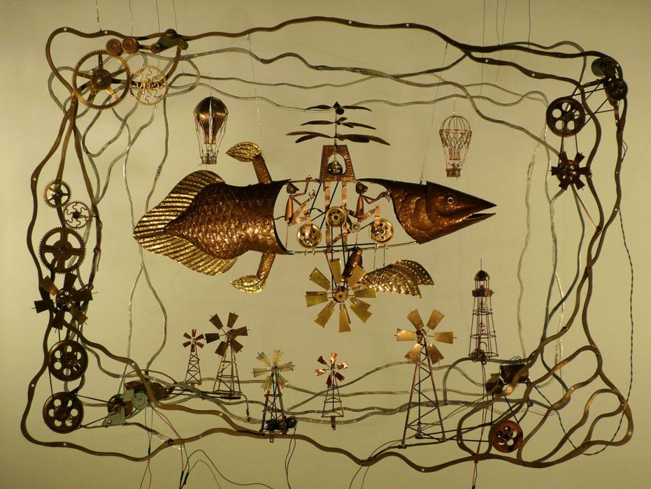 Takashi Imura . 『井村隆作品展』.  automates. dans AUTOMATES AUTOMATA 4c781107