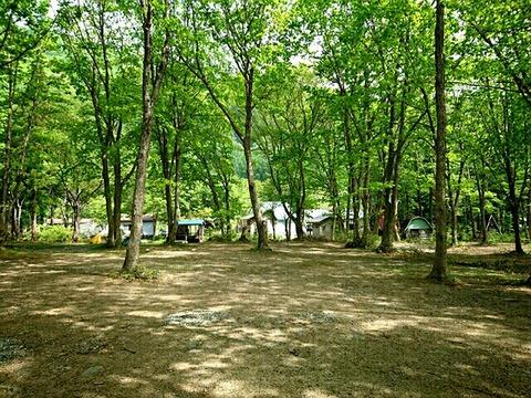 キャンプのベストシーズン