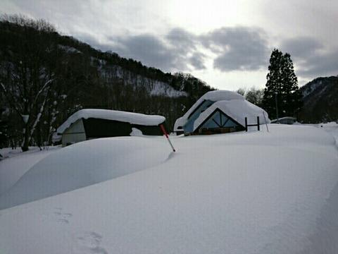そしてまた雪下ろし