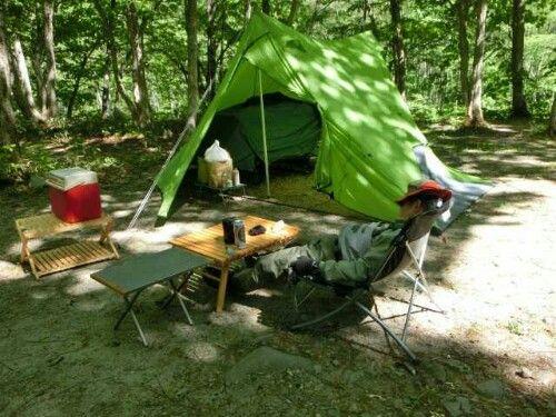 キャンプ場~♪