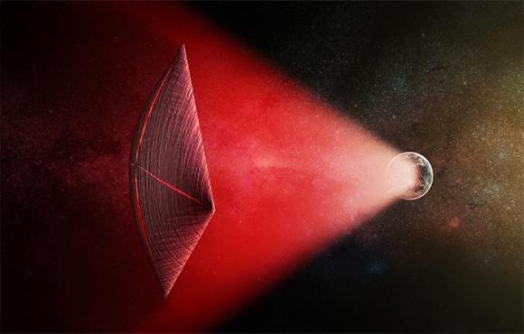 「宇宙からの高速電波バーストが異星人の宇宙船にエネルギーを与えている可能性(米ハーバード大学の研究者)