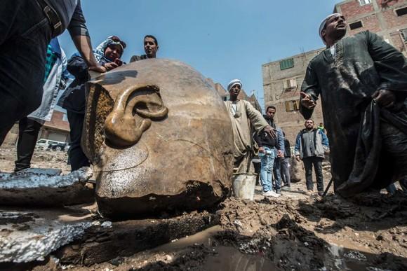 古代エジプト王、ラムセス二世な...