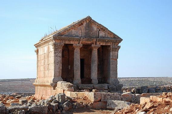 dead forgotten cities of syria 18