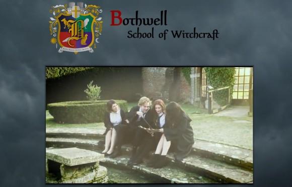 未だ魔法使いになるの夢を捨てきれない人に朗報。ハリポタの世界を体感できそうな「ボスウェル魔法学校」が開校(イギリス)