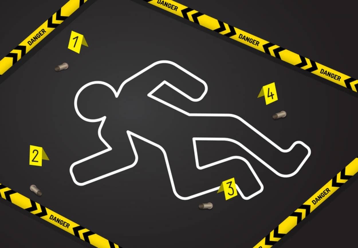 殺人現場に残された無関係な人の衣類の繊維の謎