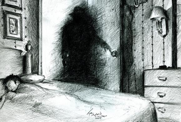黒い人影がすぐそこに...怪奇現象「シャドーピープル」をとらえたとされる7つのスポット