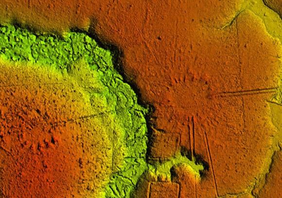 アマゾンの奥地に宇宙ネットワークのような村を発見