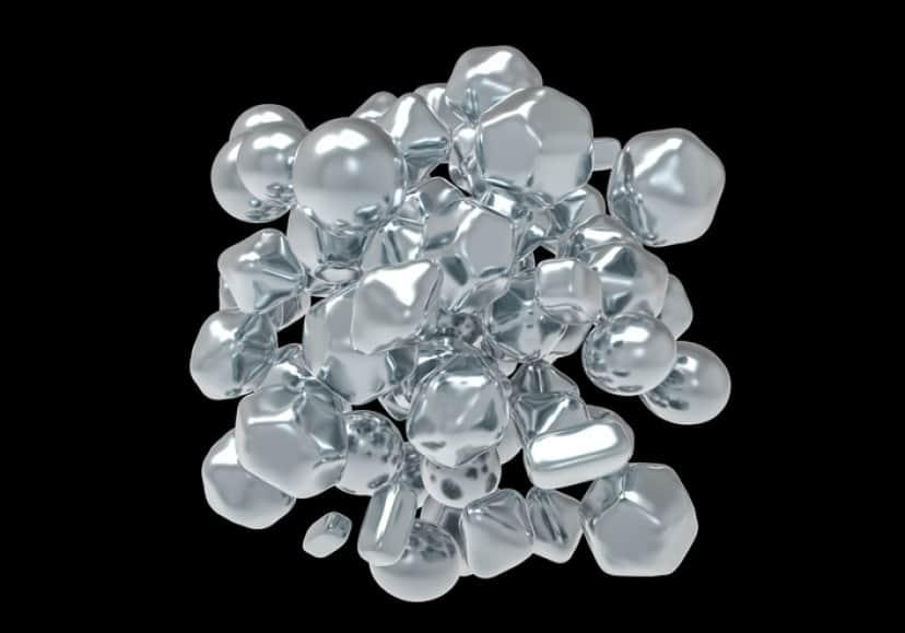 酸化亜鉛のナノ粒子