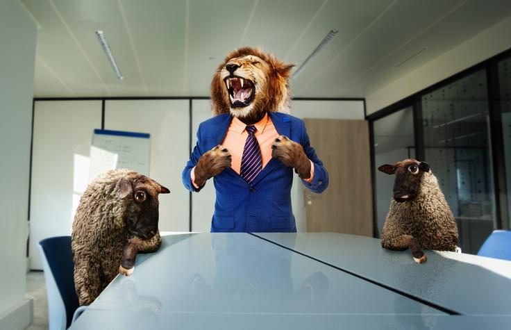 ビジネスは綺麗事ではすまされない。一部の企業はブラック上司を故意に雇っていることが明らかに(米研究)