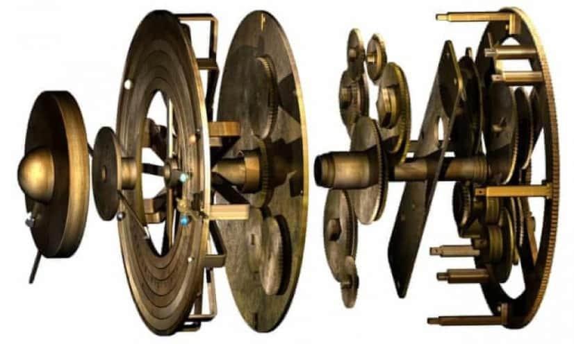 アンティキティラ島の機械