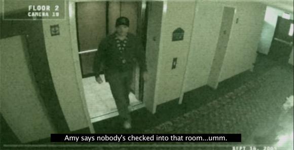 誰も入室していないはずのホテルの部屋から叫び声。スタッフがその部屋を確認したところ・・・