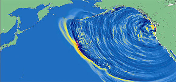 1700年カスケード地震