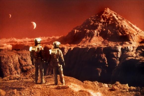 火星を植民地化するため、NASAは...