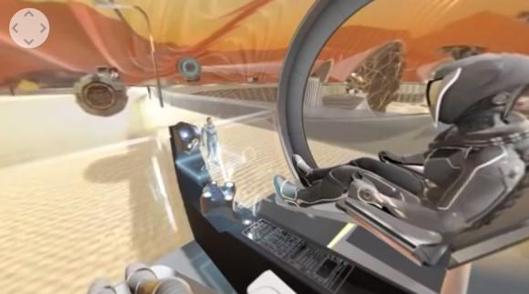 アラブ首長国連邦の火星都市計画「マーズ2117」プロジェクトで火星の未来を体験できるバーチャルリアリティ動画